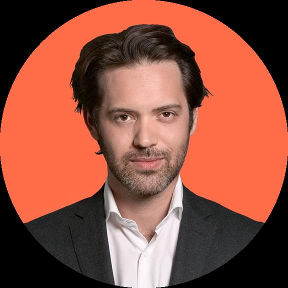 Antoine Harary Headshot
